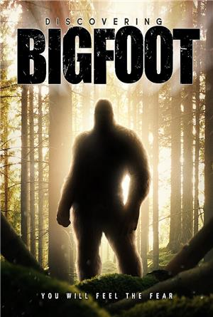 Discovering Bigfoot (2017) 1080p Poster