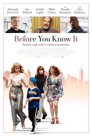 Before You Know It (2019) Poster
