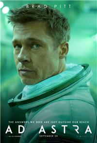 Ad Astra (2019) 1080p Poster