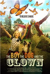 The Boy, the Dog and the Clown (2019) Poster