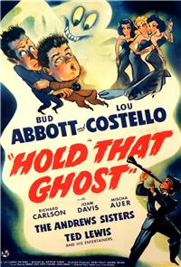 Hold That Ghost (1941) 1080p Poster
