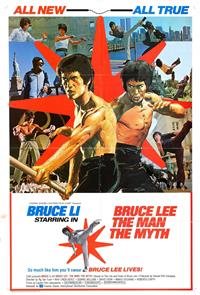 Bruce Lee: The Man, The Myth (1976) 1080p Poster