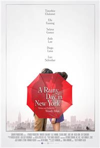 A Rainy Day in New York (2019) 1080p Poster