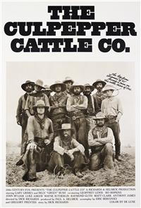 The Culpepper Cattle Co. (1972) Poster