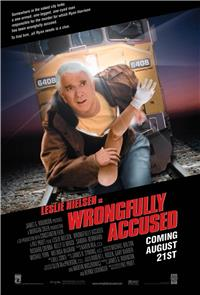 Wrongfully Accused (1998) 1080p poster