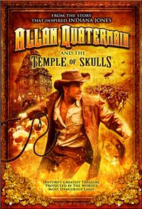 Allan Quatermain and the Temple of Skulls (2008) 1080p poster