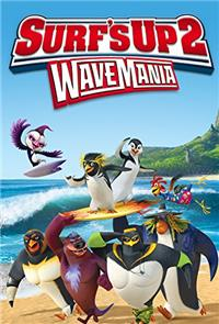 Surf's Up 2 - Wave Mania (2017) 1080p poster