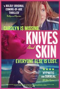 Knives and Skin (2019) poster