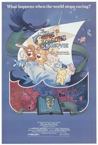 The Care Bears Movie (1985) 1080p poster
