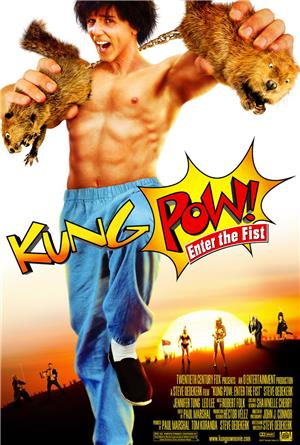 Kung Pow: Enter the Fist (2002) 1080p Poster