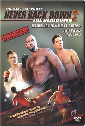 Never Back Down 2: The Beatdown (2011) 1080p Poster