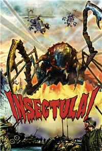 Insectula (2015) 1080p poster