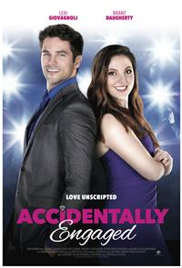 Accidentally Engaged (2016) 1080p poster