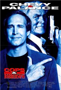 Cops & Robbersons (1994) poster