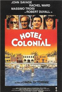 Hotel Colonial (1987) poster