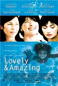 Lovely & Amazing (2001) 1080p Poster