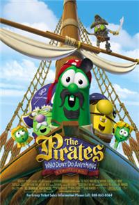 The Pirates Who Don't Do Anything: A VeggieTales Movie (2008) 1080p poster