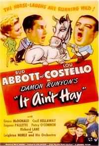 It Ain't Hay (1943) 1080p poster