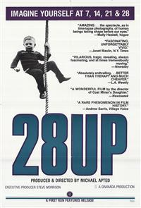 28 Up (1984) 1080p poster