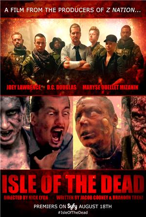Isle of the Dead (2016) 1080p Poster