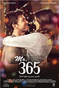 Mr. 365 (2018) poster