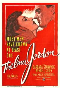 The File on Thelma Jordon (1950) poster
