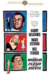 The World, the Flesh and the Devil (1959) poster