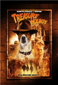 Treasure Hounds (2017) 1080p poster