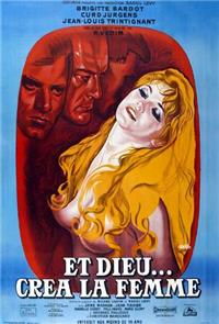 ...And God Created Woman (1956) 1080p Poster