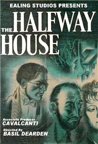 The Halfway House (1944) poster