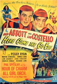 Here Come the Co-eds (1945) poster