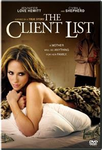 The Client List (2010) 1080p Poster