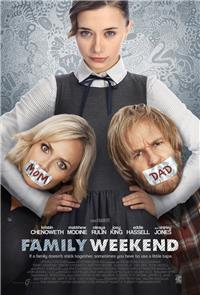Family Weekend (2013) 1080p poster