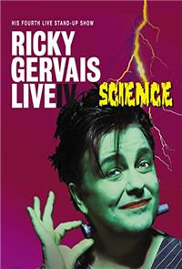 Ricky Gervais Live 4: Science (2010) 1080p poster