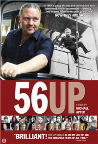 56 Up (2012) poster