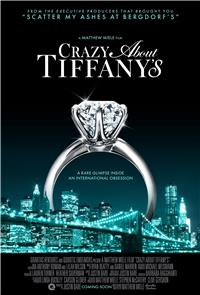 Crazy About Tiffany's (2016) 1080p poster