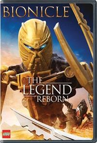 Bionicle: The Legend Reborn (2009) 1080p Poster