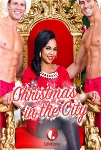 Christmas in the City (2013) 1080p Poster