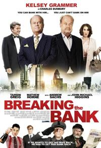 Breaking the Bank (2016) 1080p poster