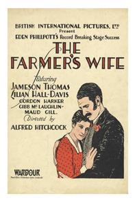 The Farmer's Wife (1928) 1080p poster