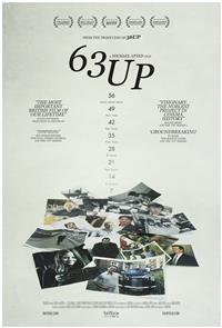 63 Up (2019) poster