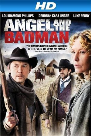 Angel and the Badman (2009) 1080p Poster