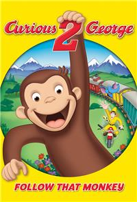 Curious George 2: Follow That Monkey! (2009) 1080p Poster