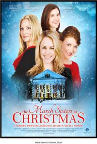 The March Sisters at Christmas (2012) 1080p poster