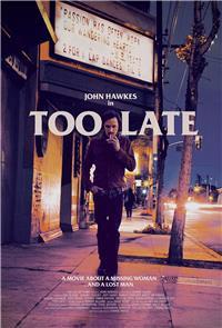 Too Late (2016) 1080p poster