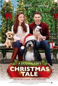 A Dogwalker's Christmas Tale (2015) 1080p poster