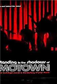 Standing in the Shadows of Motown (2002) poster