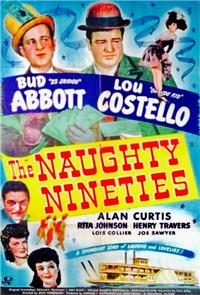 The Naughty Nineties (1945) 1080p poster