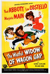 The Wistful Widow of Wagon Gap (1947) Poster