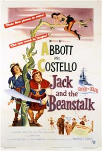 Jack and the Beanstalk (1952) poster